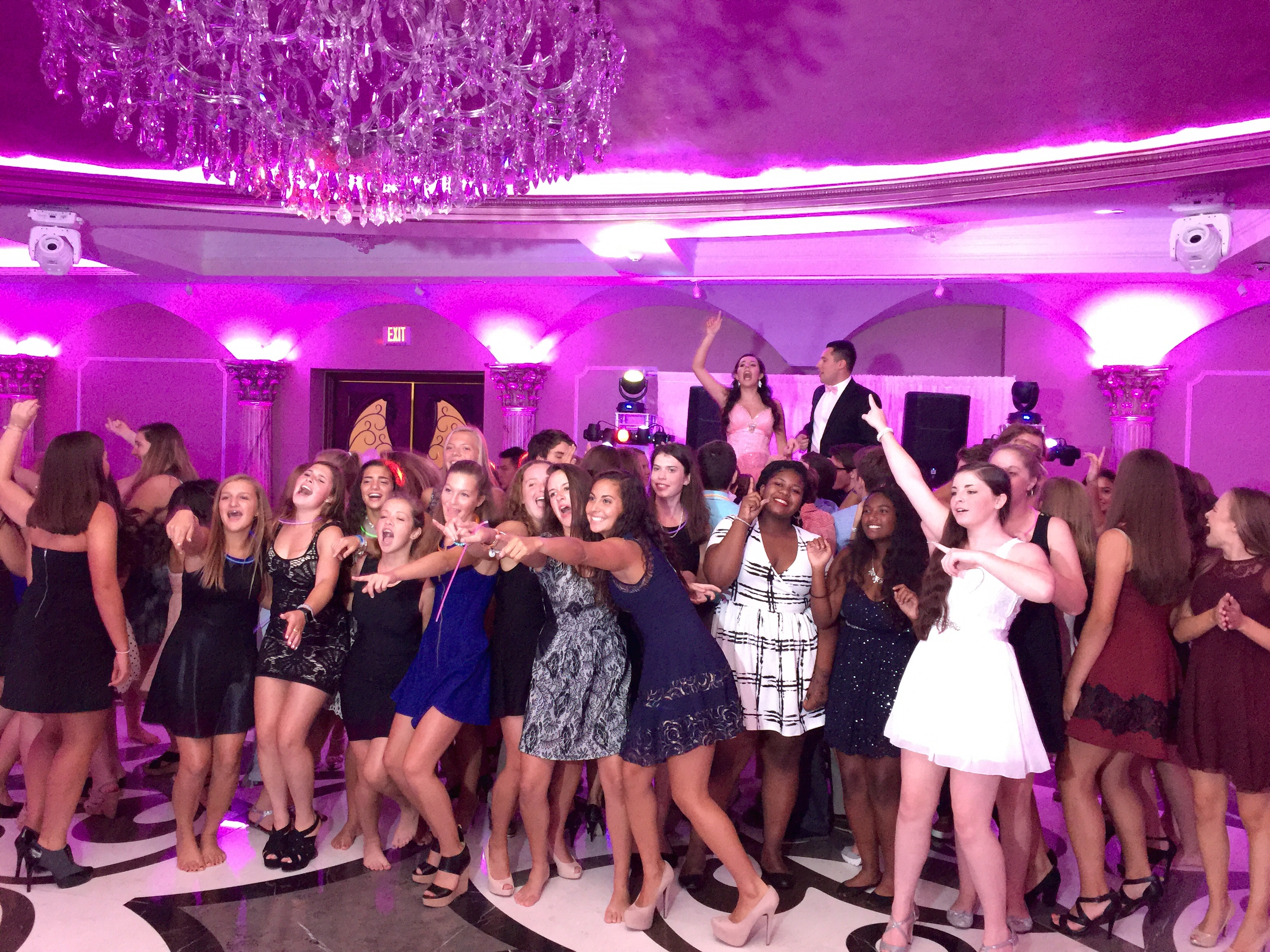 New Jersey Sweet 16 DJ Party Vibe Entertainment Manalapan NJ